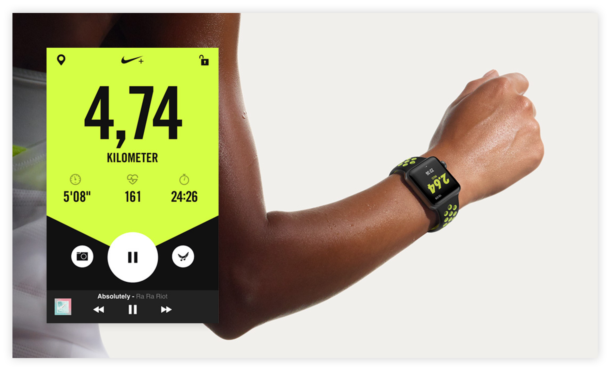 Nike's user ecosystem is an excellent example of the strength of design thinking.
