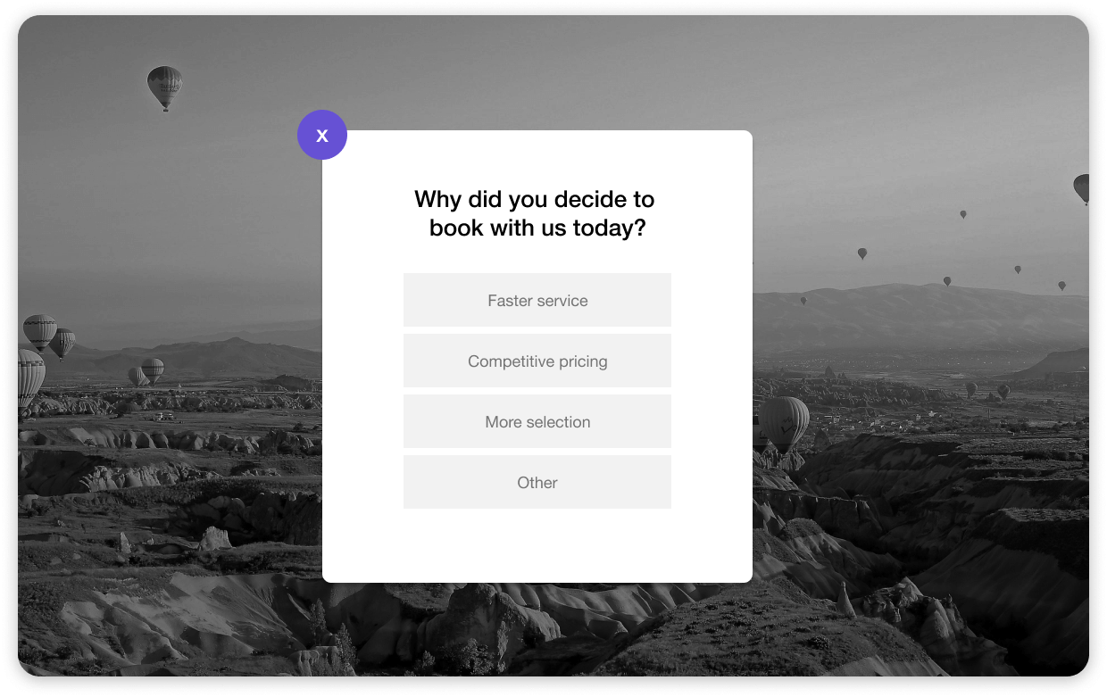 Intercept surveys are a helpful UX research method for gathering feedback at the point of interaction. This makes it one of the most realistic resources designers can consider.